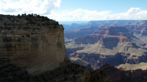 The Grand Canyon plays and important role in Flight of the Thunderbird
