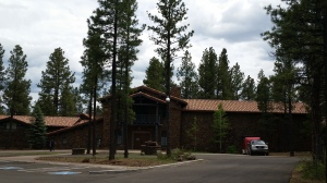 The Museum of Northern Arizona in Flagstaff.